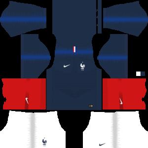 France Nike DLS Home Kit