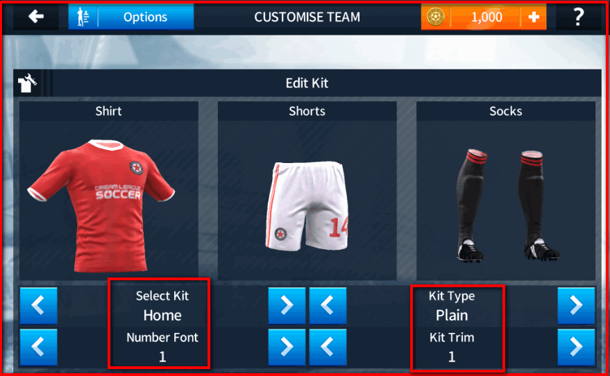 timeless design 42559 597e5 Dream League Soccer Kits | Latest URL's & Logos For 2019