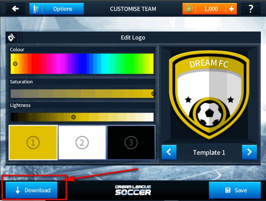 dream league soccer image 8