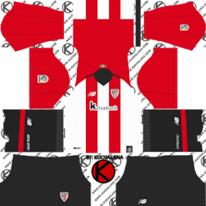 Athletic Bilbao DLS Home Kit
