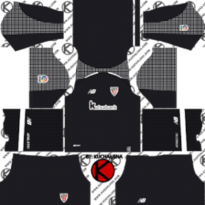 Athletic Bilbao Goalkeeper Home Dls kit