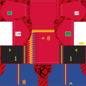 Spain DLS Home Kit