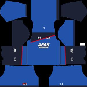 AZ Alkmaar DLSAway Kit
