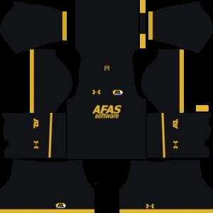 AZ Alkmaar DLSThird Kit