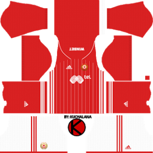 CSKA Sofia DLS Home Kit