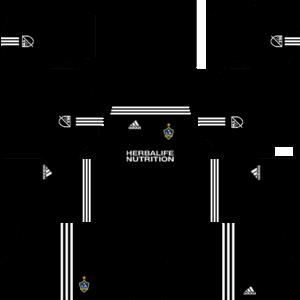 LA Galaxy DLS Goalkeeper Home Kit