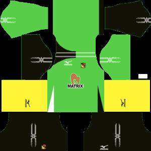Negeri Sembilan DLS Goalkeeper Away Kit
