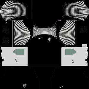 Netherlands NikeDLS GoalkeeperAway Kit