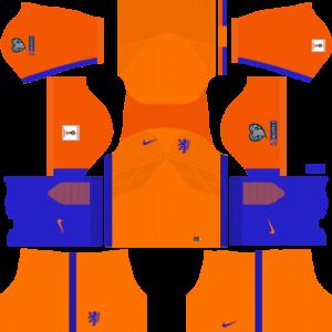 Netherlands NikeDLS Home Kit