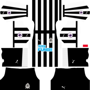 Newcastle United F.C. DLS Home Kit
