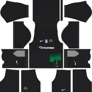 Panathinaikos F.C. DLS Away Kit