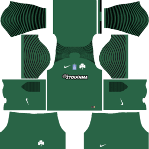 Panathinaikos F.C. DLS Goalkeeper Away Kit