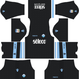 S.S. Lazio DLS Goalkeeper Home Kit