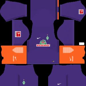 SV Werder Bremen DLSThird Kit