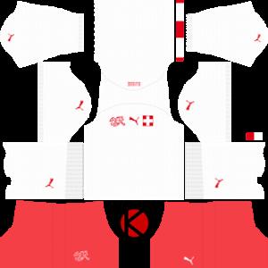 Switzerland DLS Away Kit