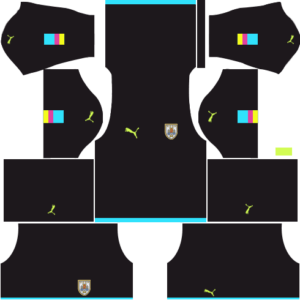 Uruguay DLS Goalkeeper Home Kit