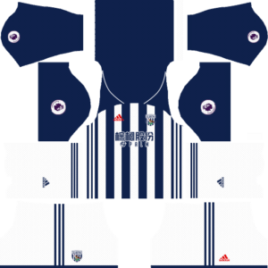 West Bromwich Albion F.C. DLS Home Kit
