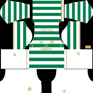 Celtic F CDLS Home Kit