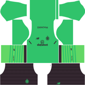 Celtic F CDLS Third Kit