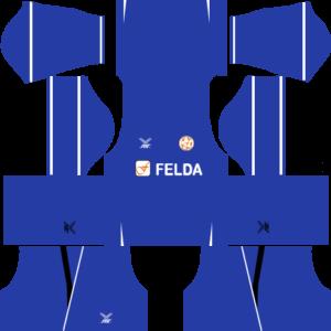 Felda United DLS Away Kit