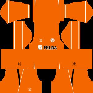 Felda United DLS Home Kit
