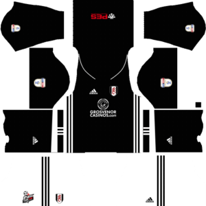 Fulham F.C. DLS Away Kit