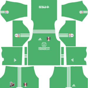 Fulham F.C. DLS Goalkeeper Away Kit