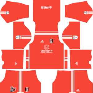 Fulham F.C. DLS Goalkeeper Home Kit