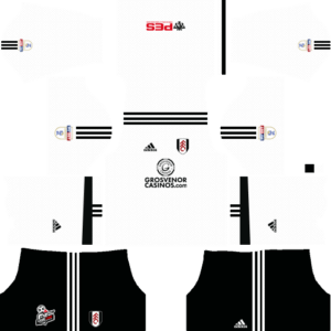 Fulham F.C. DLS Home Kit