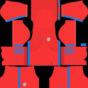 India NikeDLS Away Kit