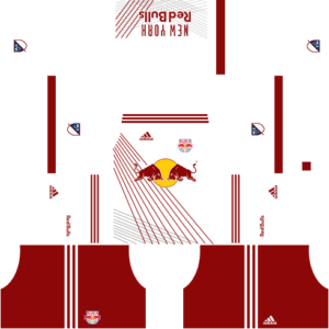 New York Red Bulls DLS Home Kit