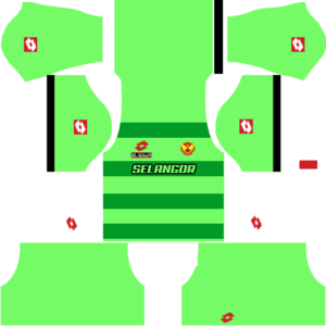 SelangorDLSGoalkeeperAway Kit