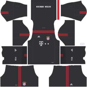 Bayern Munich Goalkeeper Home Kit