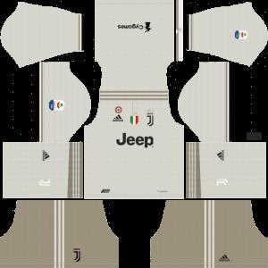Juventus Away Kits