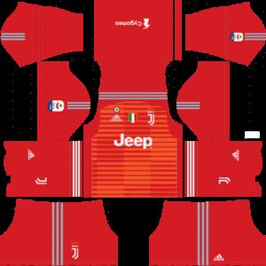 Juventus GK Away Kit