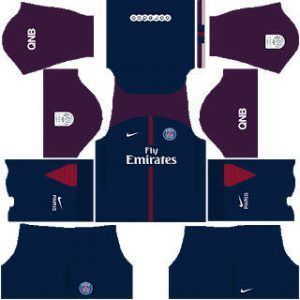 PSG home kit