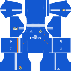 Real madrid away new kit