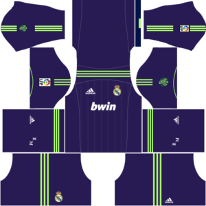 Real madrid new away kits