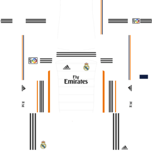 real madrid home kit new