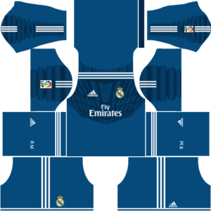 real madrid new goalkeeper home kit