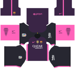 Barcelona Away Kit new