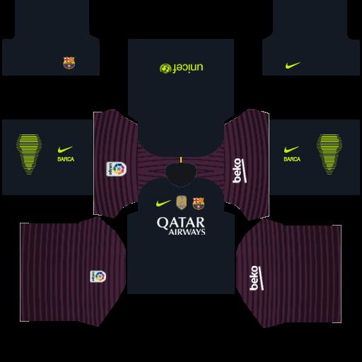 Dls Kits Barcelona 2020