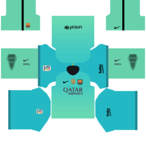 Barcelona Third Kit new
