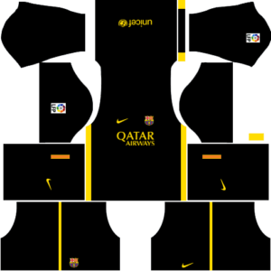 Barcelona new Third Kit