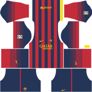 Barcelona new Home Kit