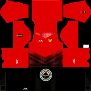Indonesia Goalkeeper Third Kit