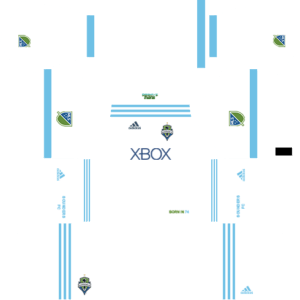 Seattle Sounders FC DLS Away Kit