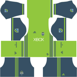 Seattle Sounders FC DLS Home Kit