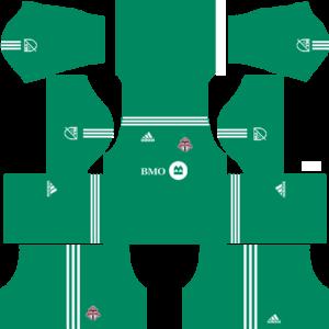 DLS Goalkeeper Away Kit