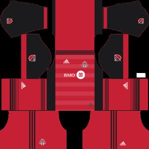 Toronto FC DLS Home Kit